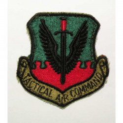 1 Patch US Air Force Vietnam 9 ° Tactical air Command ( 62 )