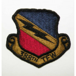 1 Patch US Air Force Vietnam 388 ° TFW ( 63 )