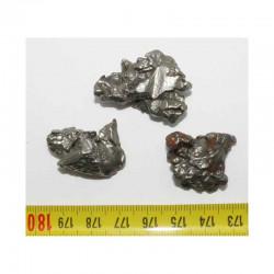 3 Meteorites Campo del Cielo ( 50.00 grs- 017 )