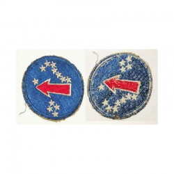 Patch original WWII USA military army pacific ( 075 )
