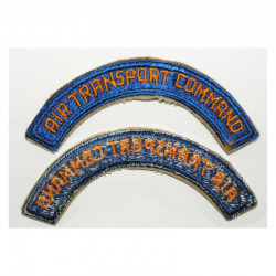Patch original WWII USAF Air Transport Command (110 )