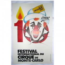 Festival international du Cirque de Monaco 1984