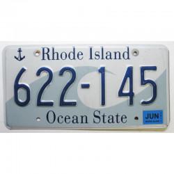 Plaque d Immatriculation USA - Rhode Island 2011 ( 359 )