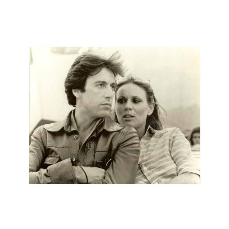 photo originale de Al Pacino et M. Keller (AFS )