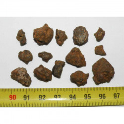 lot de météorites Mésosidérite Non classée ( 20.00 grs - 005 )