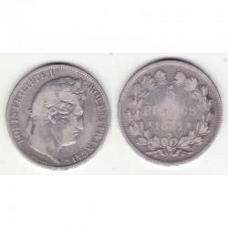5 francs Louis Philippe 1831 W Argent ( 002 )