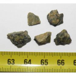lot de Tatahouine ( meteorite - 3.00 grs - 009 )