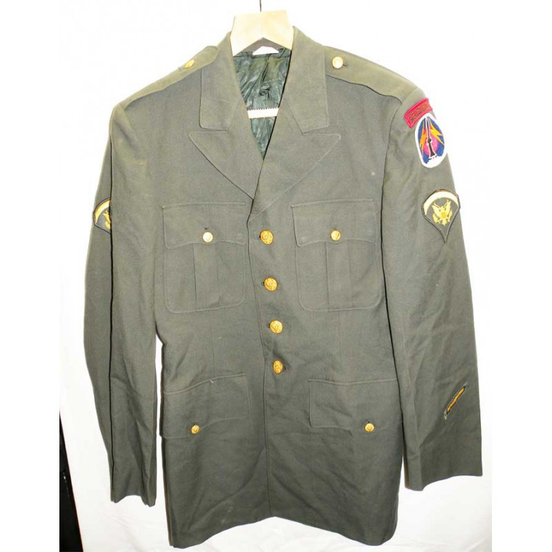 Veste originale type 52 de l US Army  (15 )