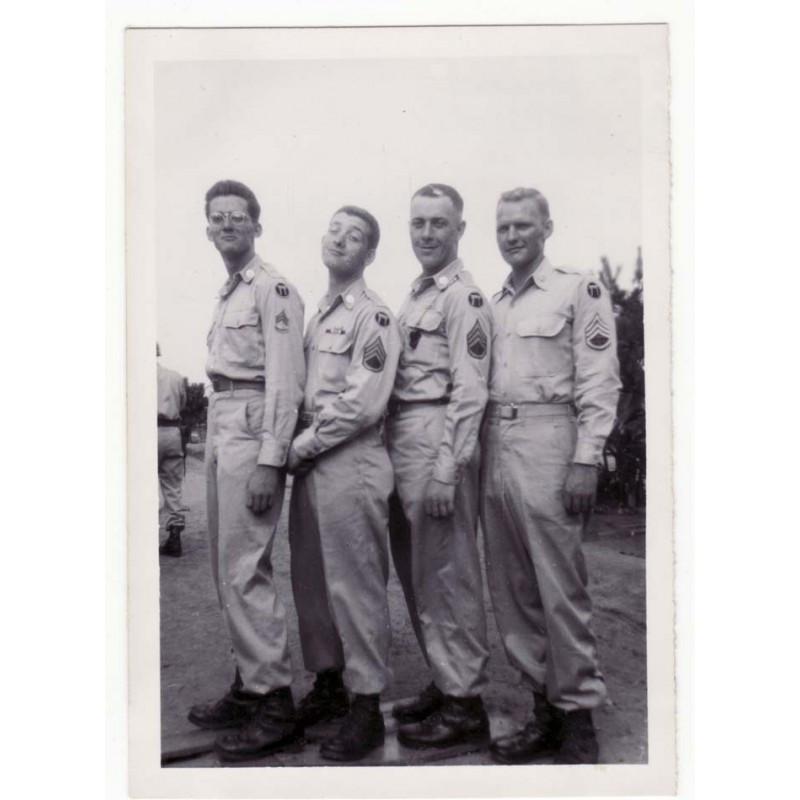 Photo 29° Div US a Okinawa - Japon 1951 ( 68 )