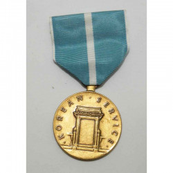 Decoration / Medaille USA  Korea  service ( 077 )