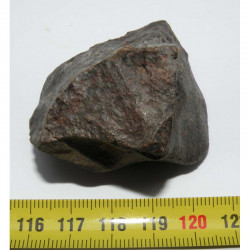 Meteorite Jiddat Al Harasis 073 ( 86 grs - 170 )