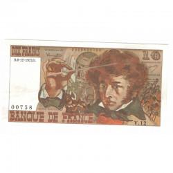 10 Francs Berlioz 06/12/1973 SPL ( 413 )