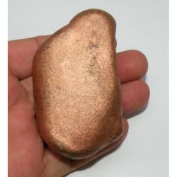 pépite de cuivre naturel ( USA - 503 grammes - 007 )