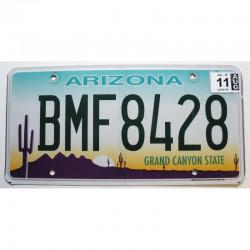 Plaque d Immatriculation USA - Arizona - 2011 ( 236 )