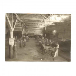 WWII Photo de Fabrication de Jeep - Kobe Japon ( 17 )