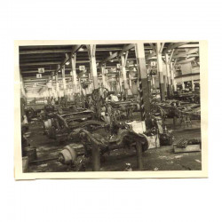 WWII Photo de Fabrication de Jeep - Kobe Japon ( 38 )