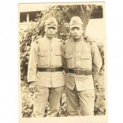 WWII Photo de soldat Japonais - guerre de Russie ( 74 )