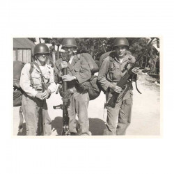 Photo 29° Div US a Okinawa - Japon 1950 ( 104 )