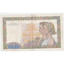 500 Francs la paix...