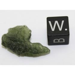 1 Moldavite  ( 1.45 grs -...
