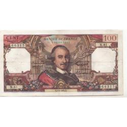 100 Francs Corneille...