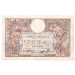 100 Francs Merson...