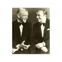 photo originale de Fred Astaire et Genne Kelly ( AFL )