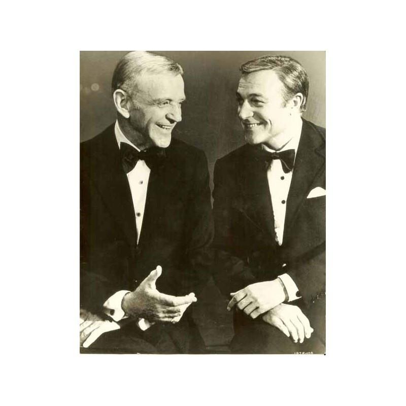 photo originale de Fred Astaire et Genne Kelly ( AFL )