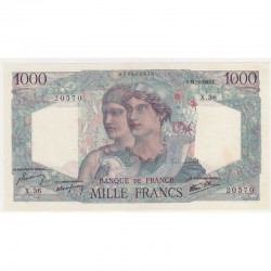 1000 F Minerve et Hercule 31/05/1945 Neuf (371)