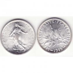 1 franc semeuse 1913 argent ( 003 )