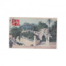 CPA Monaco les jardins ( 62 )