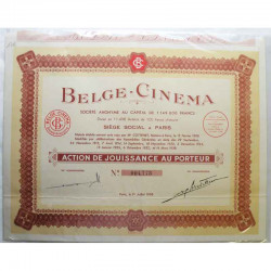 Action Anciene Belge Cinema ( 493 )