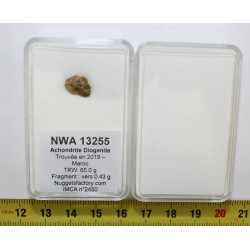Fragment de Météorite NWA...