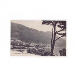 CPA Monaco vue generale ( 63 )