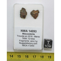 2 NWA 14093 dans une boite...
