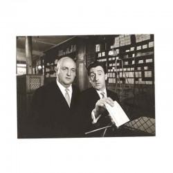 photo originale de J Lefebvre et B. Blier ( BFT )