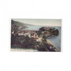 CPA Monaco le Rocher ( 69 )