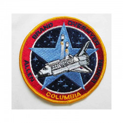 Patch vintage Original Nasa Colombia STS-5 ( 034 )