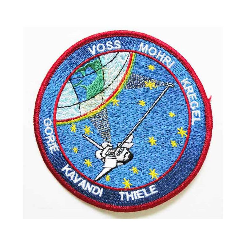 Patch vintage Original Nasa Endeavour STS-99 ( 037 )