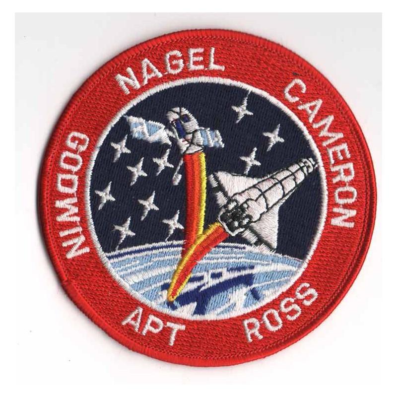 Patch vintage Original Nasa Atlantis STS-37 ( 027 )