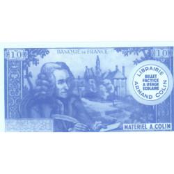 10 Francs Voltaire billet...