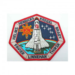Patch vintage Original Nasa Colombia  STS-78 ( 047 )