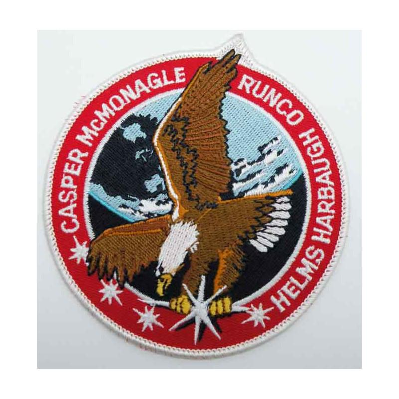 Patch vintage Original Nasa Endeavour STS-54 ( 052 )