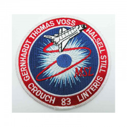 Patch vintage Original Nasa Colombia  STS-94 ( 043 )