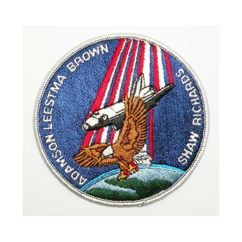 Patch vintage Original Nasa Shuttle Chalenger STS-28 ( 041 )