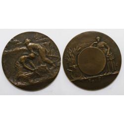 1 Médaille comice Agricole...