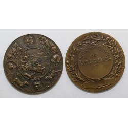 1 Médaille exposition...