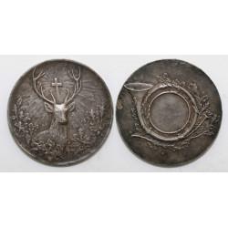 1 Médaille Société canine...