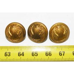 lot de 3 boutons anciens  (...