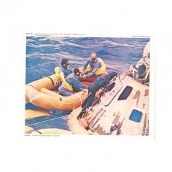 Photo Vintage Original de la Nasa Apollo XII ( 012 )
